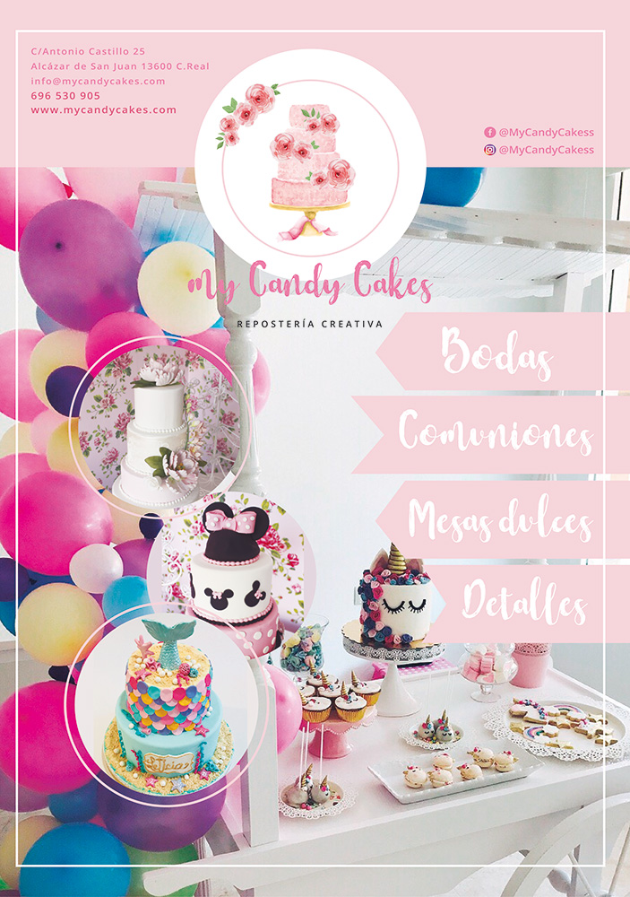 My Candy Cakes